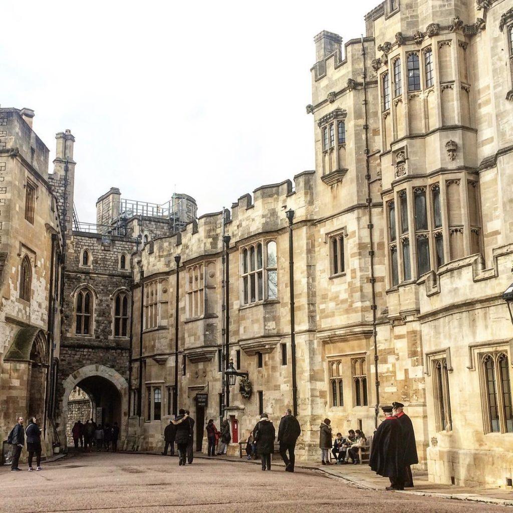 So glad I made it out to visit Windsor Castlehellip