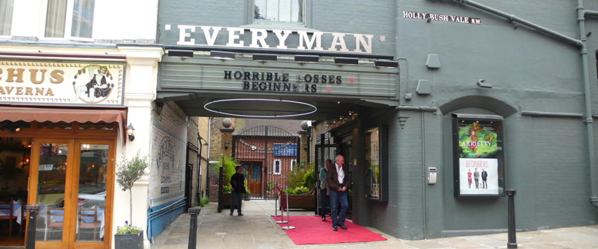 everyman cinema hampstead london